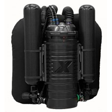 XCCR Rebreather Black Edition - Delrin Canister